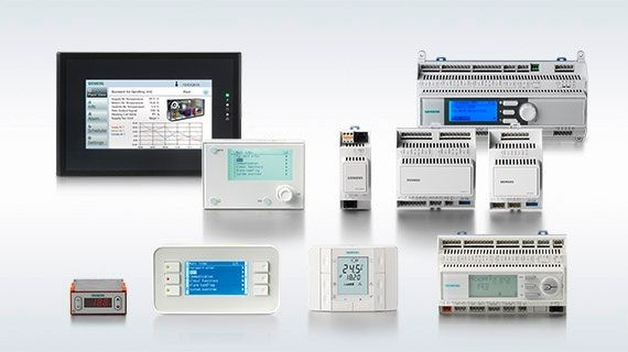 HVAC products from Siemens