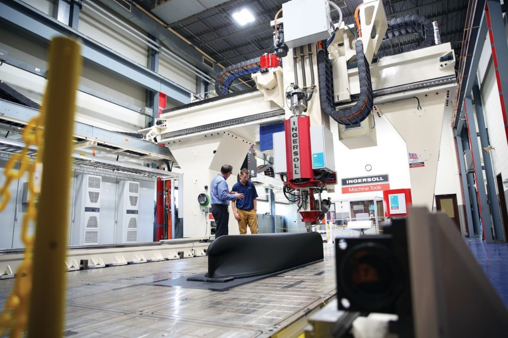 Siemens and Ingersoll Machine Tools expanding Digital Enterprise partnership