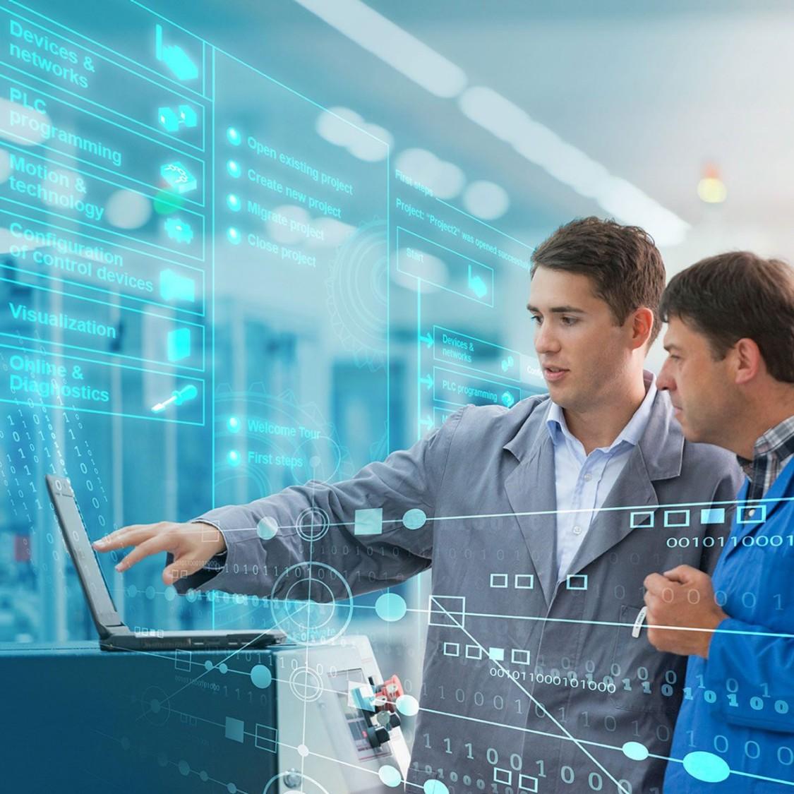 Siemens kundemagasin - Mindsphere, Edge computing og AI.
