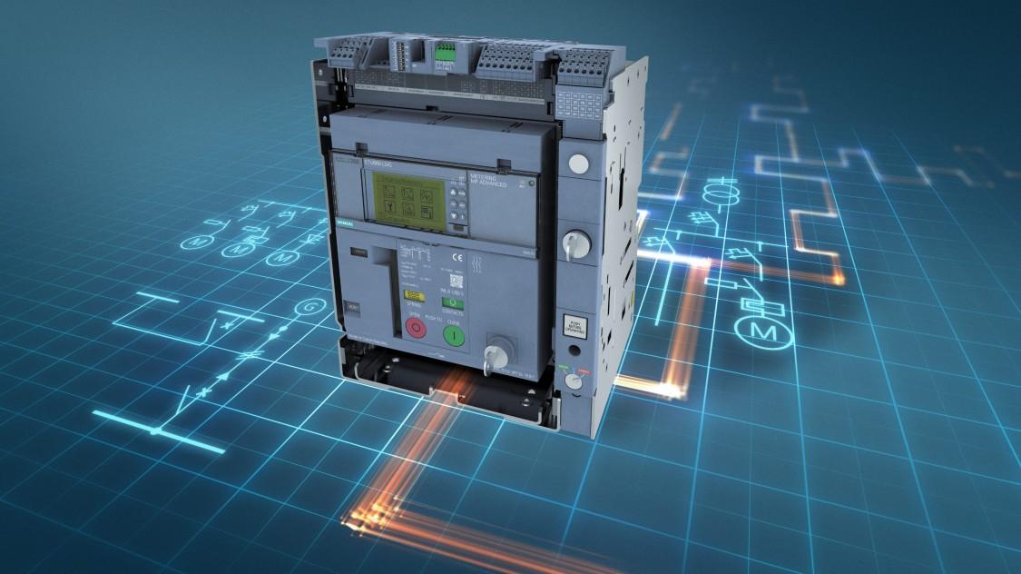 Leistungsschalter 3WL