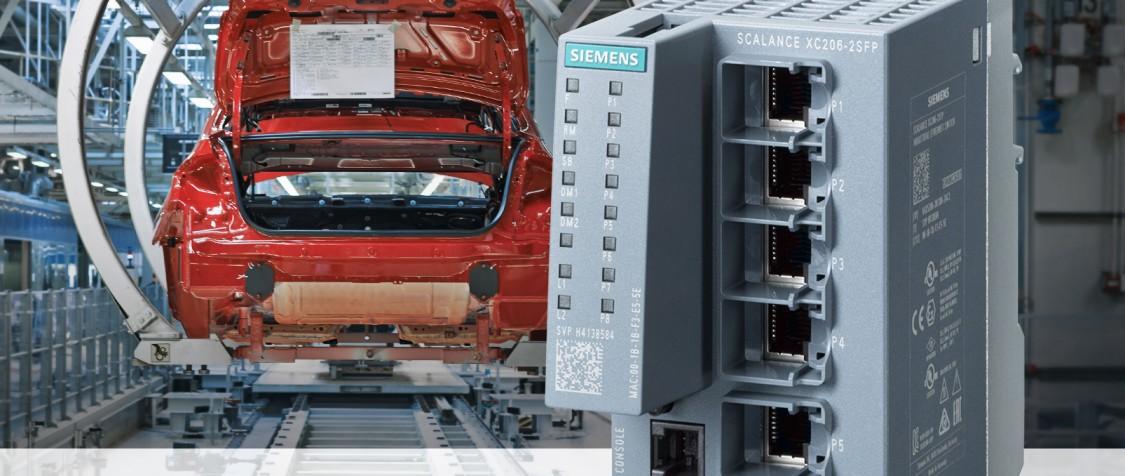 siemens - automatyka przemysłowa - scalance xc