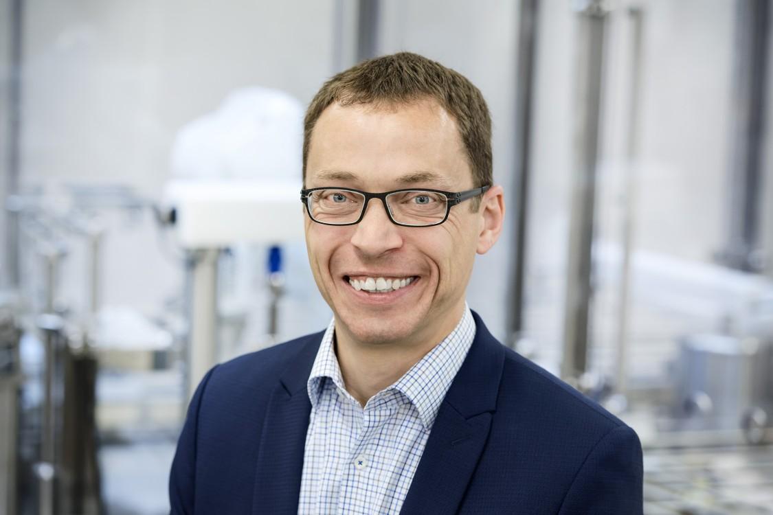 Patrik Thoma - Managing Director, Zellwag Pharmtech AG