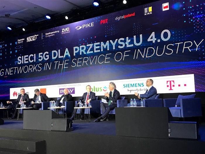 Siemens Polska na Forum Gospodarczym Time 2019