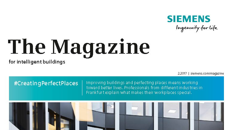 Magazine clients Siemens