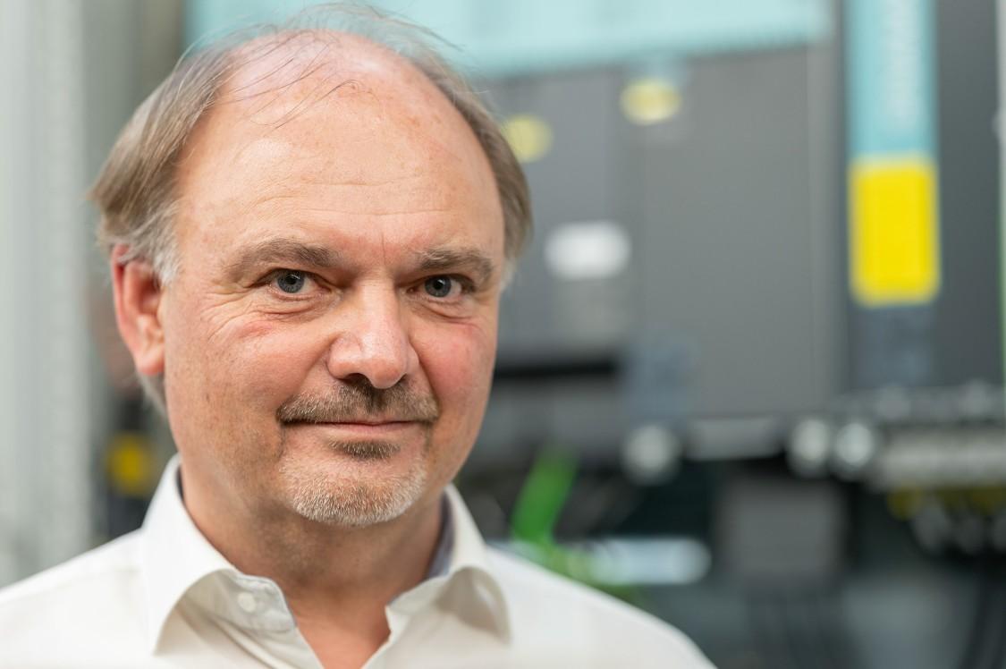 Roland Schmidberger, Head of Software Development at manroland Goss