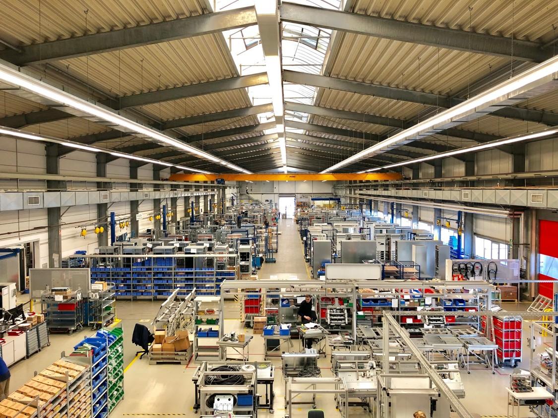 Werk für Niederspannungsschaltanlagen Leipzig