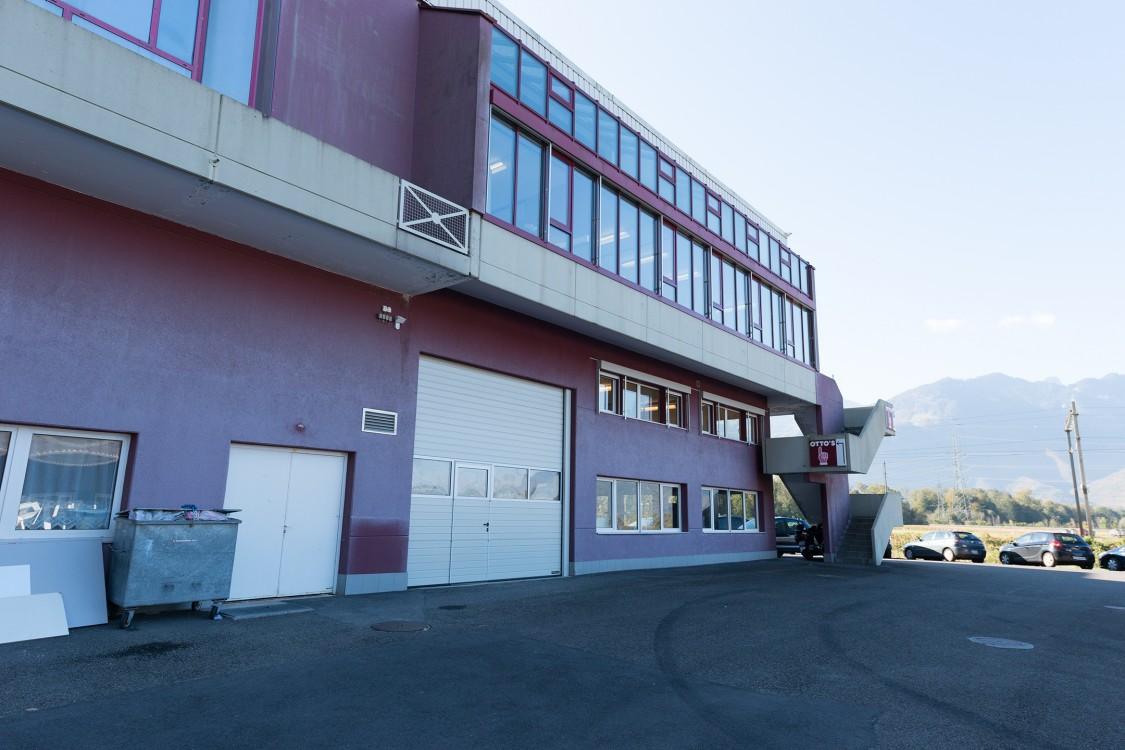 Siemens Mobility Standort in Roche (VD)