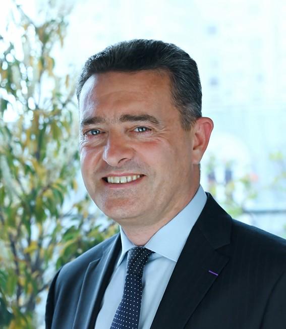 Laurent Bouyer, président Siemens Mobility France