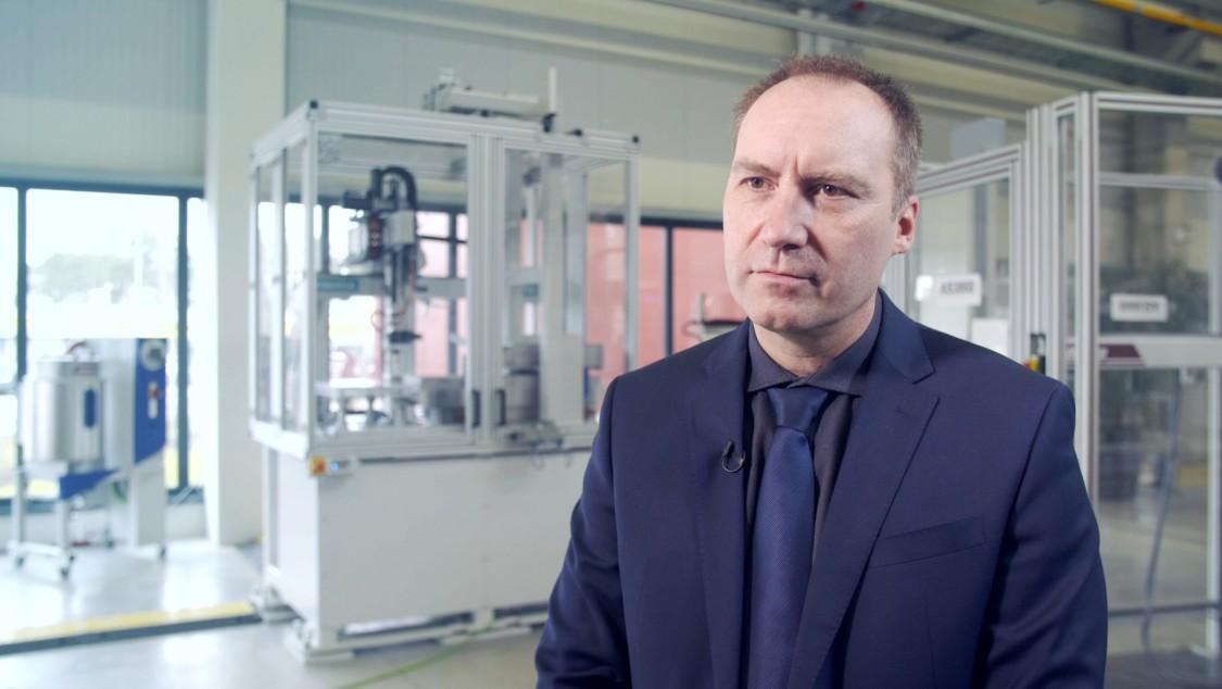 Michael Tolz, CEO Wittmann Battenfeld Deutschland GmbH