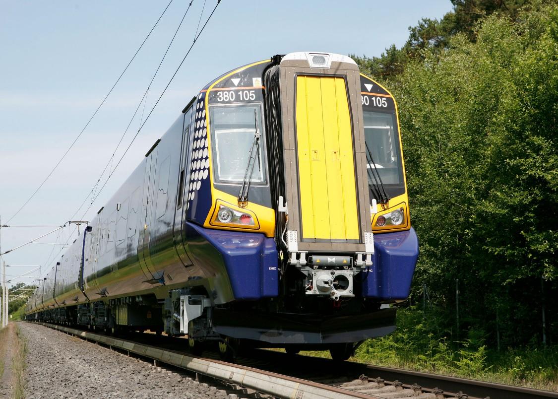 ScotRail Class380 train