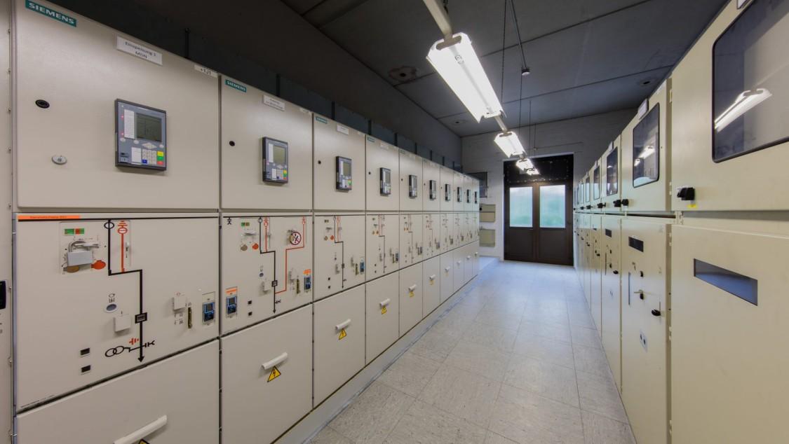 Распределение электроэнергии среднего напряжения