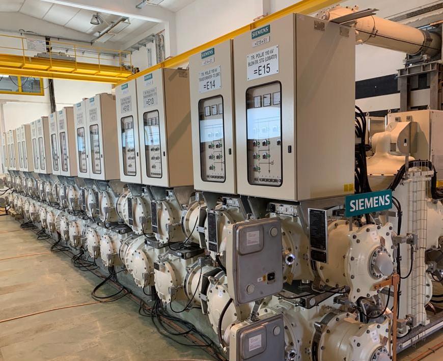 EL-TO Zagreb opremljen Siemens tehnologijom
