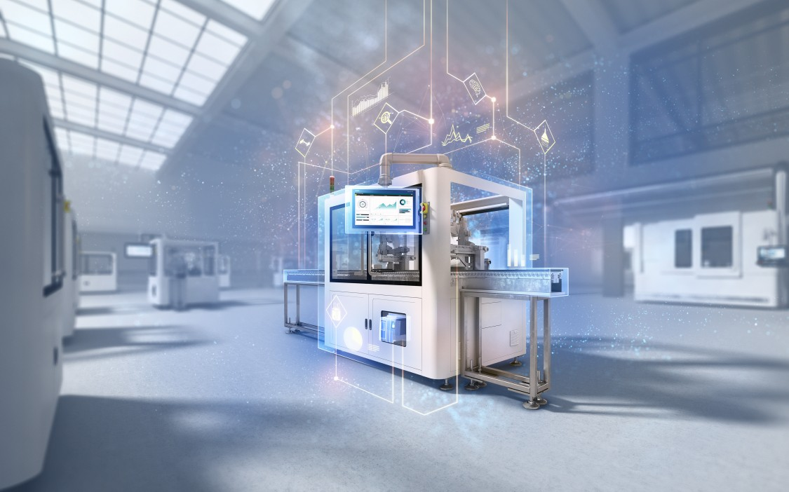 Edge Computing für Produktionsmaschinen und Anlagen lässt sich einfach in die Automatisierung integrieren