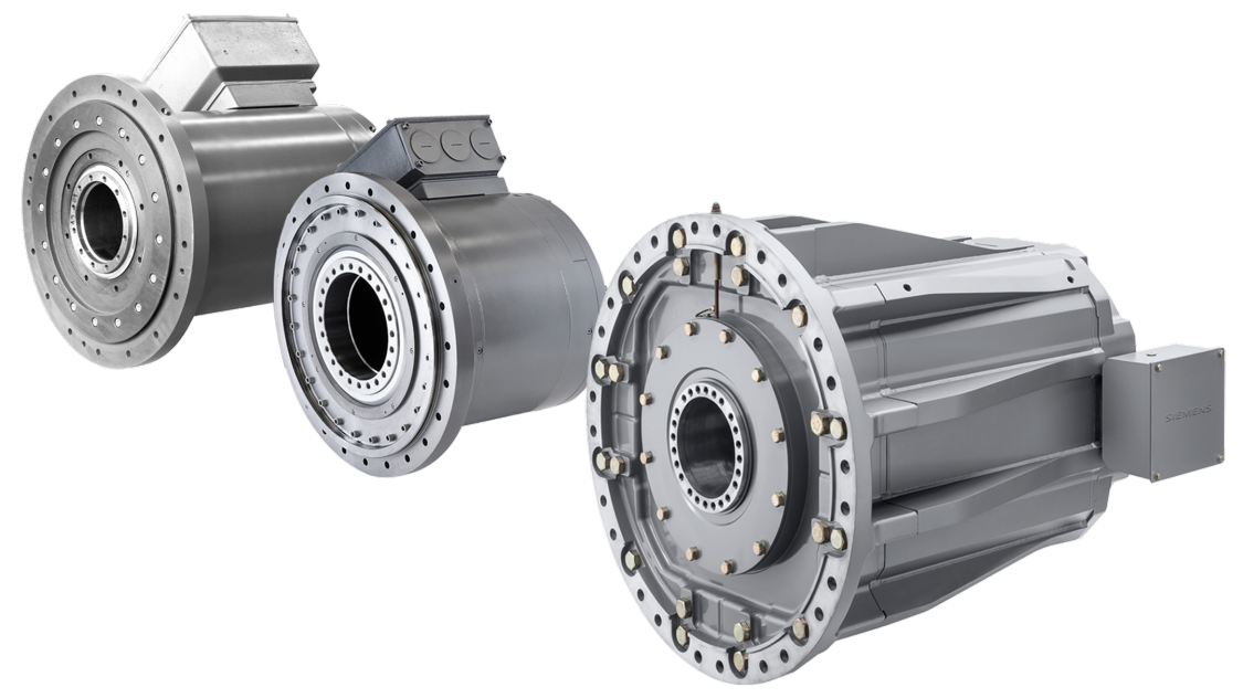 simotics t-1fw3, 1fw4 heavy duty torque motors