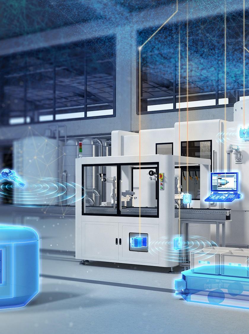 Smarte Objekte, Systeme und Applikationen im IIoT verbinden