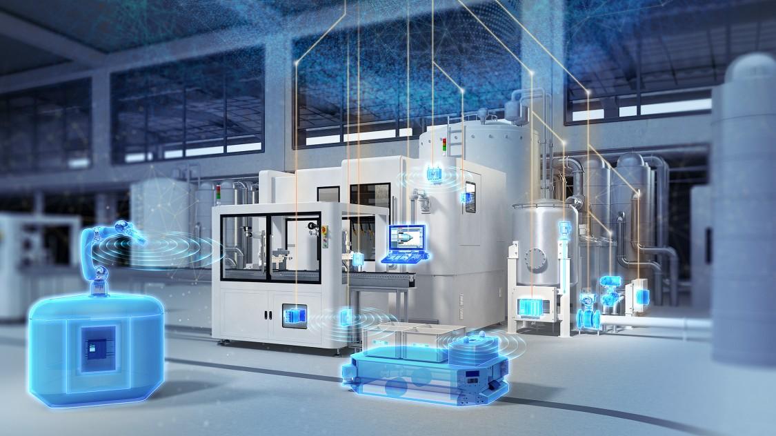 工业数字化连通性
