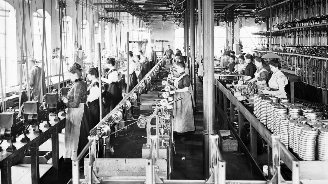History Special zur Geschichte der Frauen im Unternehmen
