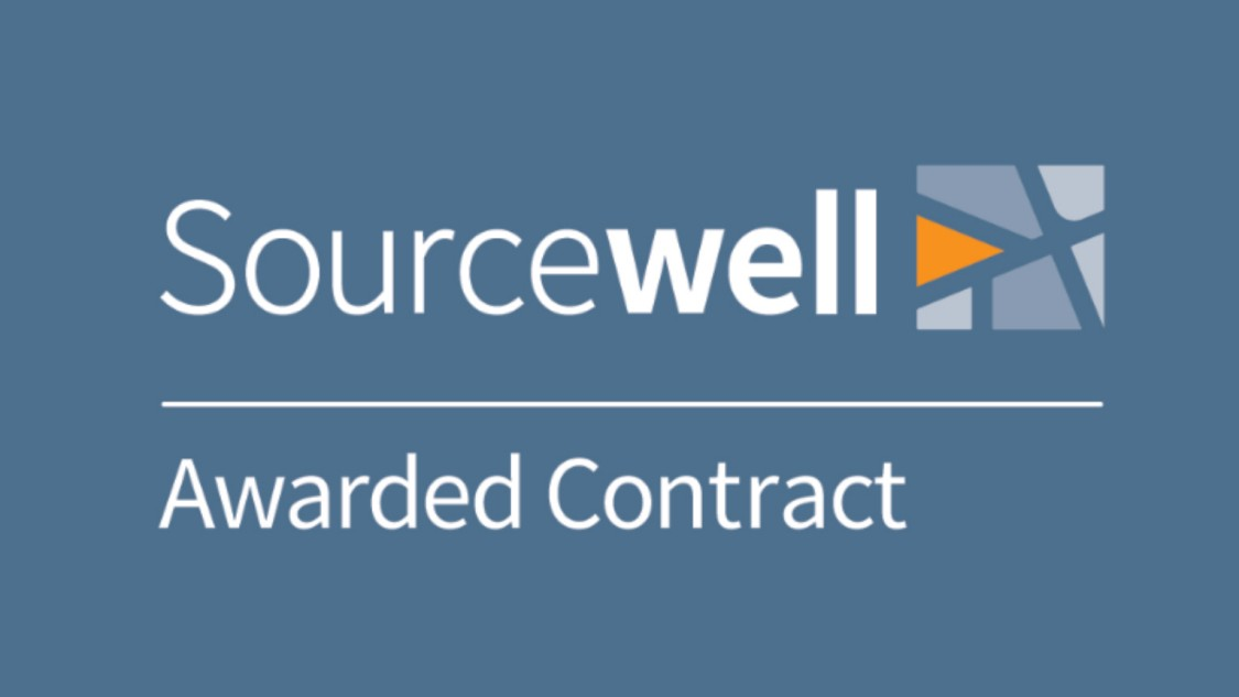 Sourcewell Awarded Contract logo