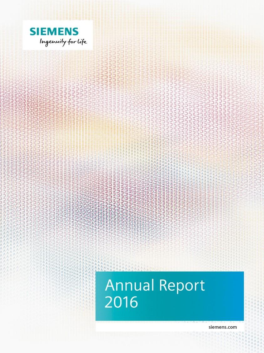 Siemens årsrapport 2019
