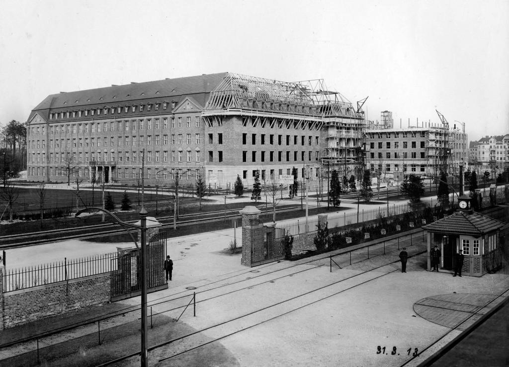 100 Jahre Hauptverwaltung Berlin Siemensstadt