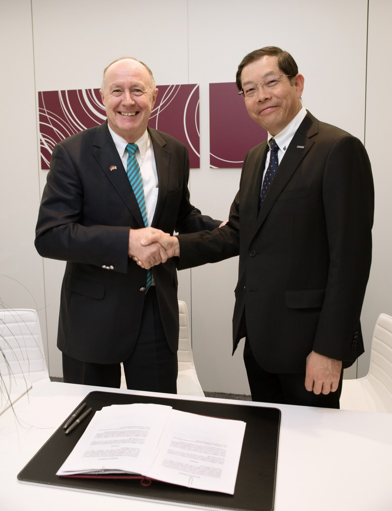 Panasonic and Siemens to cooperate for next-generation electronic equipment assembly plants