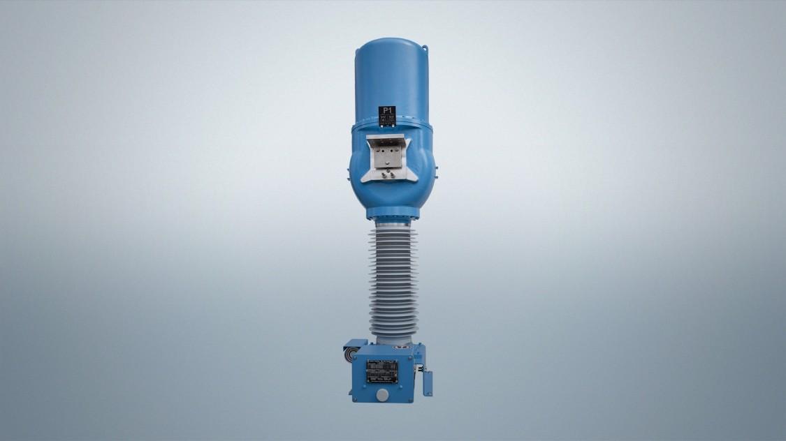 «Голубой» измерительный трансформатор