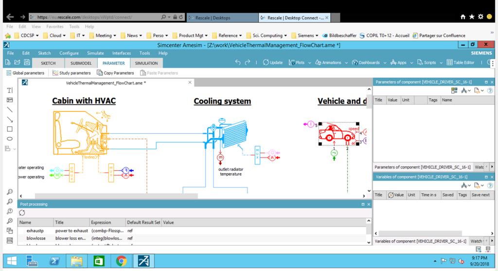 Siemens Digital Industries Software erweitert seine Software-as-a-Service(SaaS)-Angebote um Simcenter Amesim und Simcenter 3D.