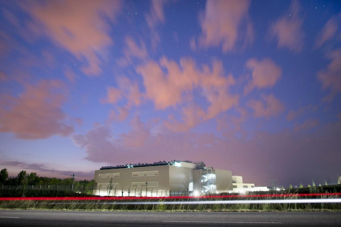 Центр обработки данных T-Systems (подразделение Telekom)