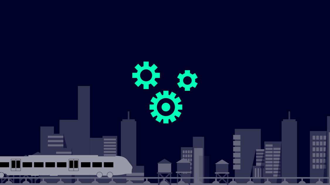 Icon für Transformator mit erhöhtem Wirkungsgrad und maximale Ausnutzung der ED-Bremse