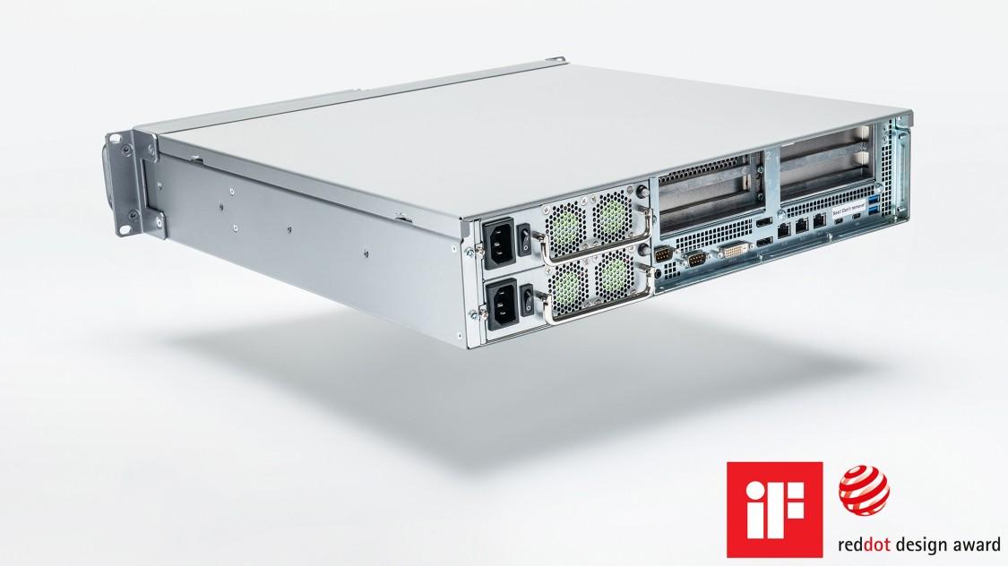 Product photo High-end rack PC SIMATIC IPC647E