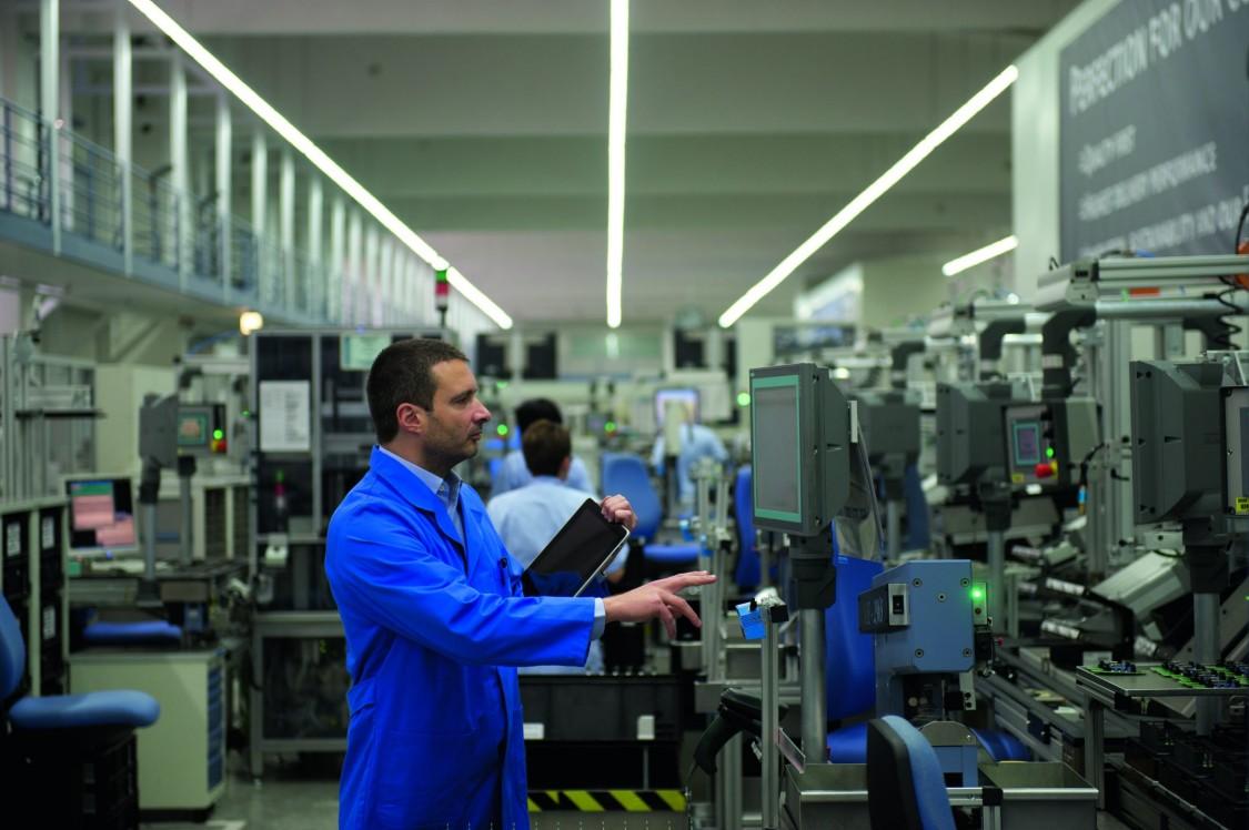 Teknisk support - Siemens industri