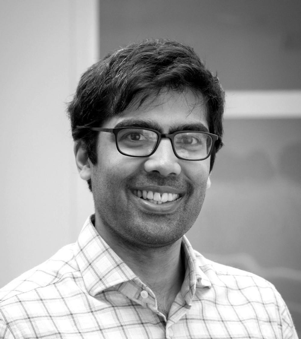 Neeraj Shah, Data Scientist, Siemens UK
