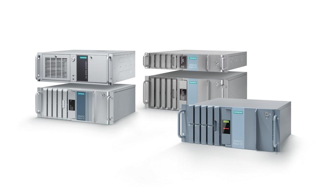 SIMATIC Rack PCs
