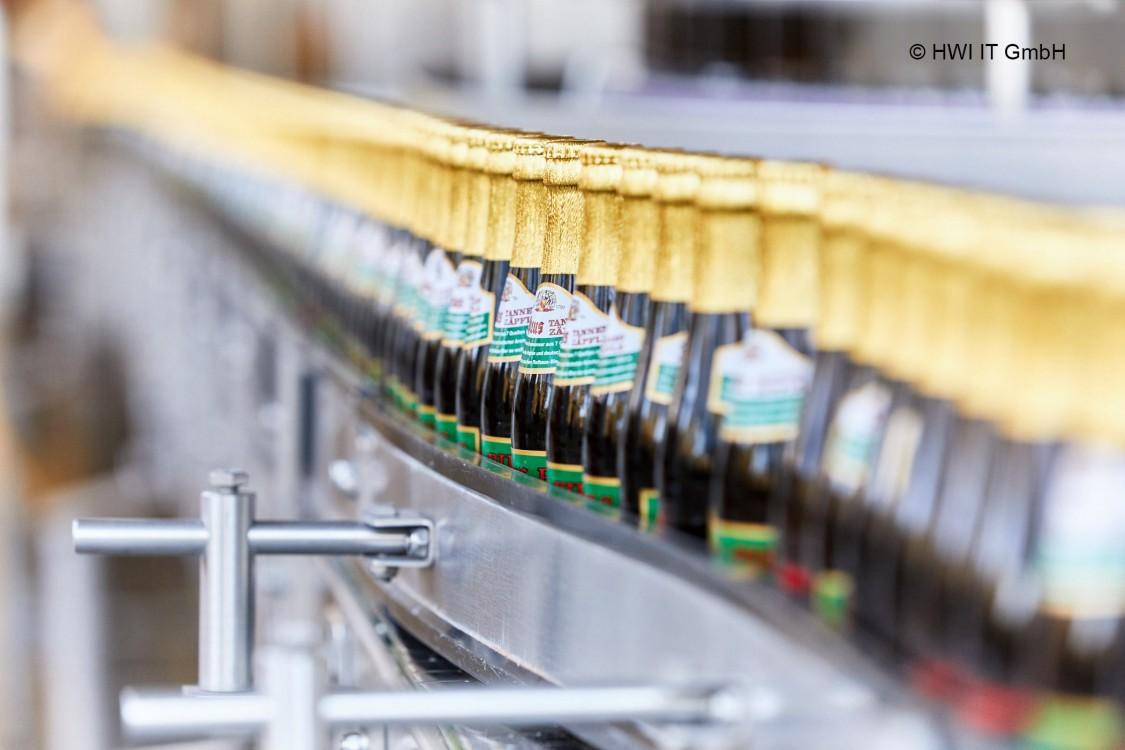 Модернізація мережі для забезпечення високої доступності процесів з виробництва пива