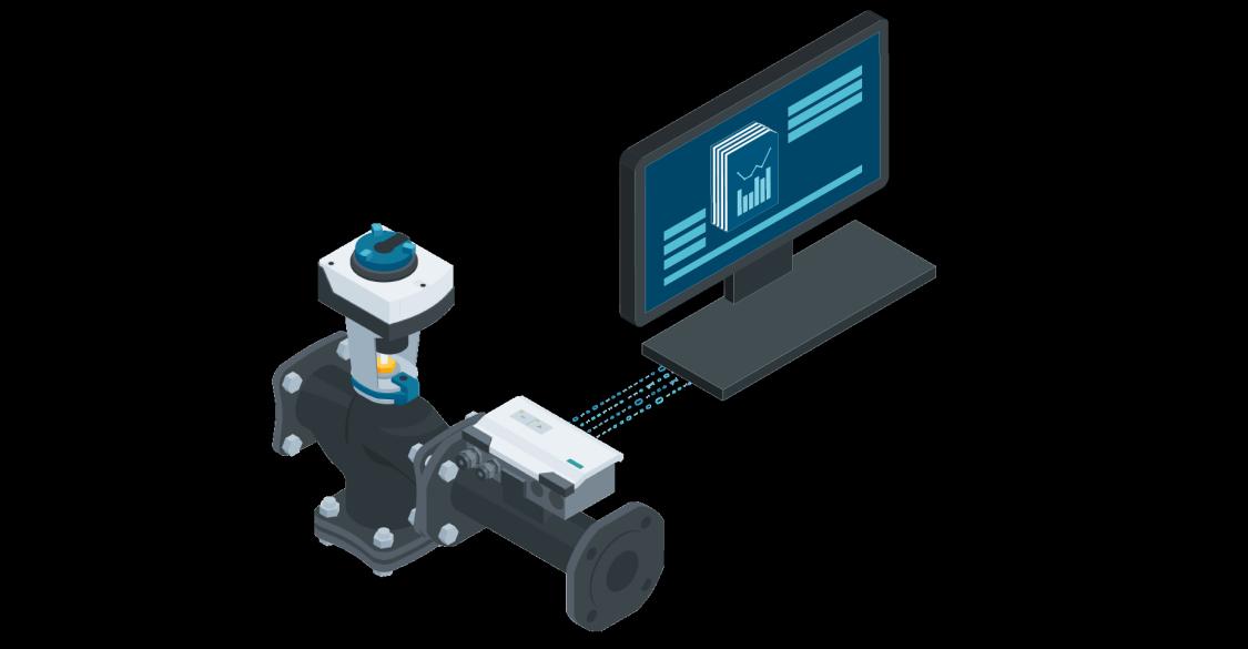 Einfache Planung mit dem Intelligent Valve von Siemens