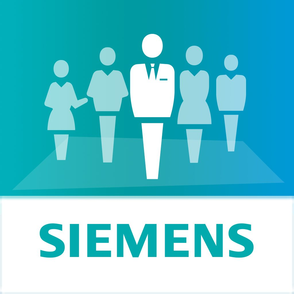 Siemens events app