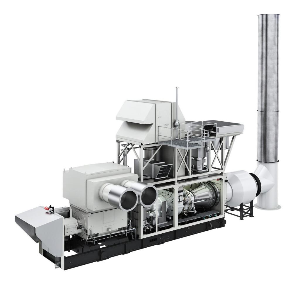 Industriegasturbine von Siemens versorgt Raffinerie in Ecuador mit Strom