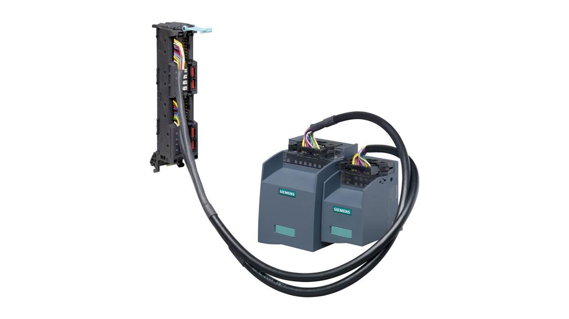 Vollmodularer Anschluss SIMATIC TOP connect für SIMATIC S7-1500 und ET 200MP
