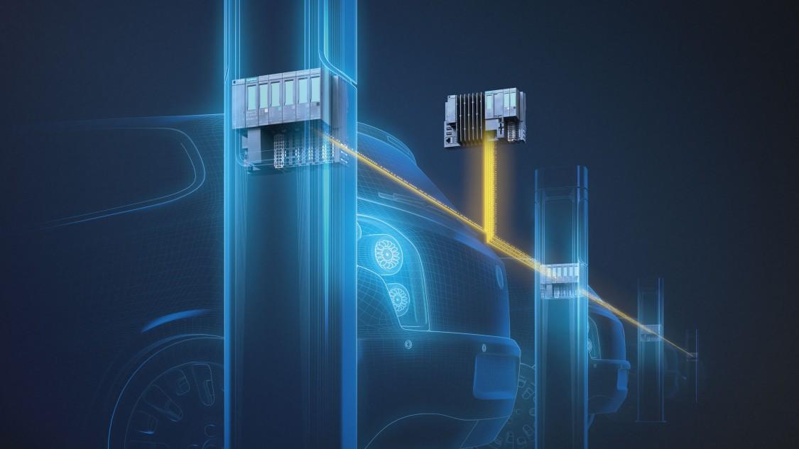 SIMATIC 电动汽车充电