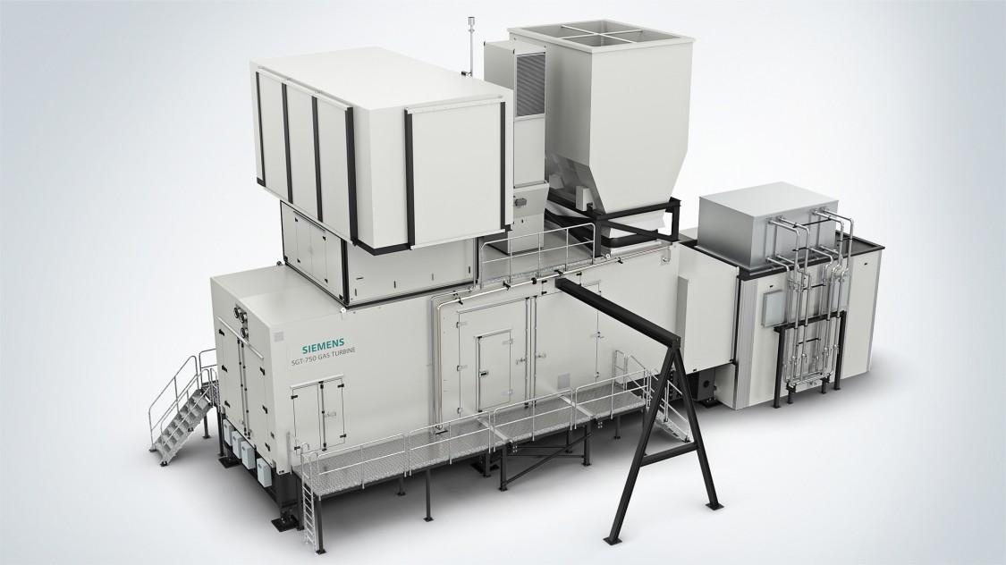 SGT-750 | Industrial Gas Turbine | Gas Turbines