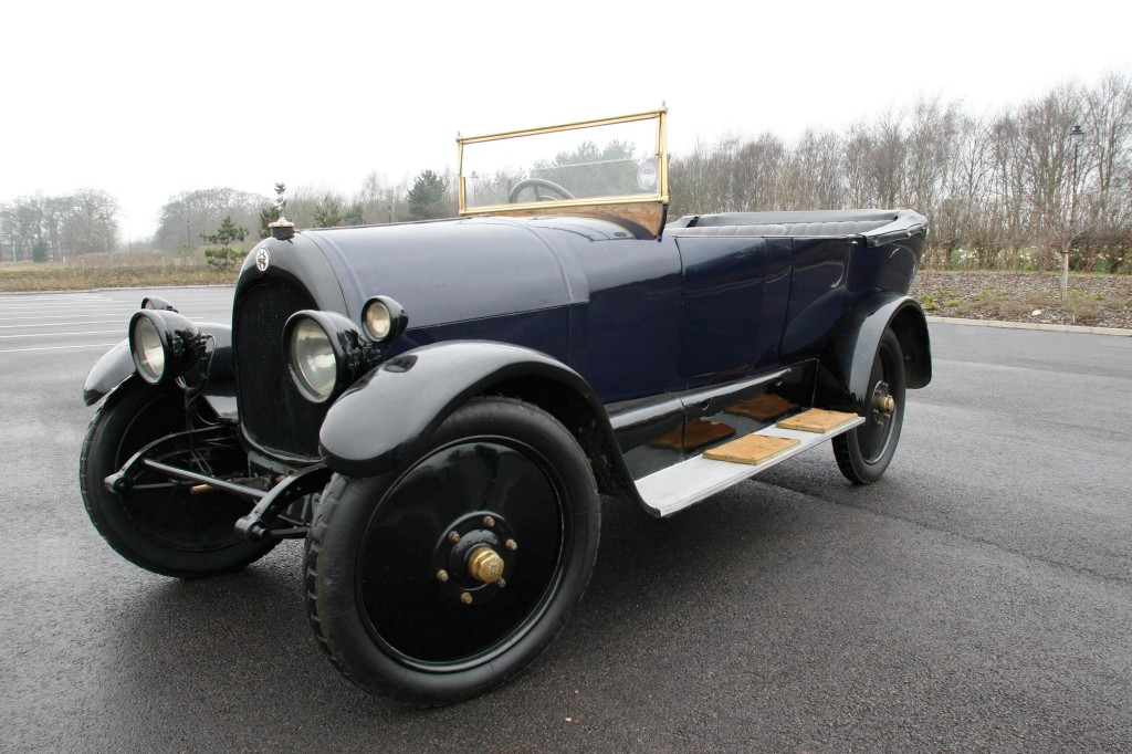 Reverse Engineering using Additive Manufacturing - bringing a 100-year-old, Ruston Hornsby vintage car onto the road again