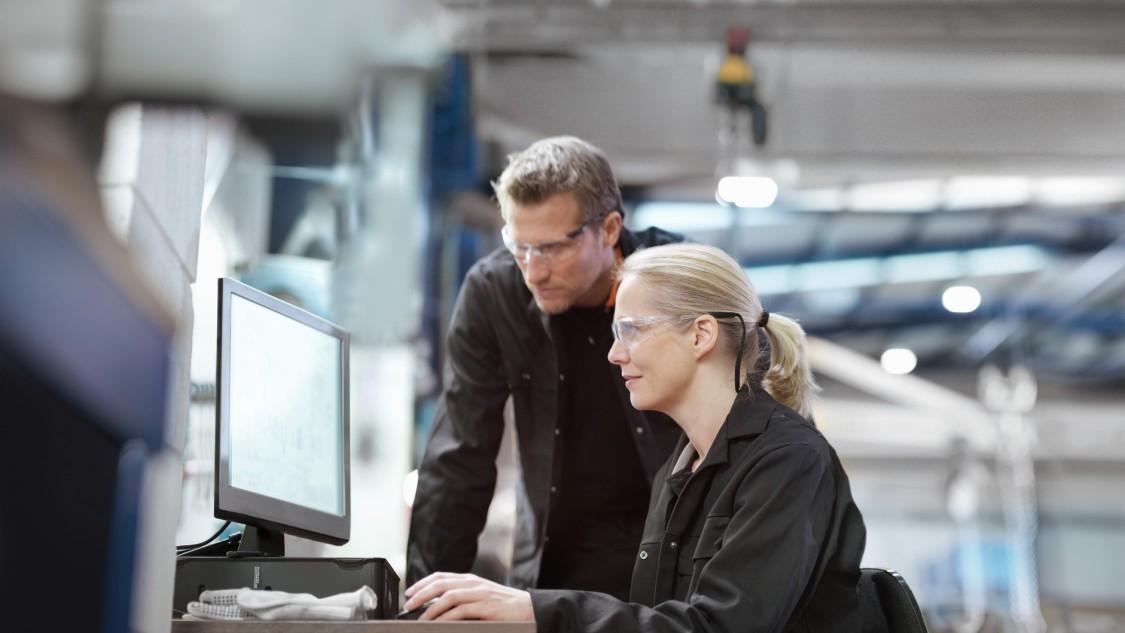 Kompetente Unterstützung von der Planung bis zur Implementierung Ihrer industriellen Netzwerklösung