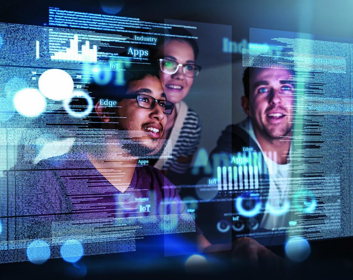 AI och edge computing driver Industry 4.0
