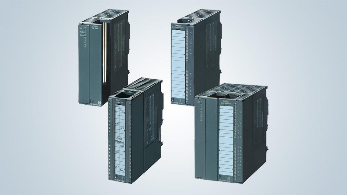 Периферійні пристрої SIMATIC S7-300