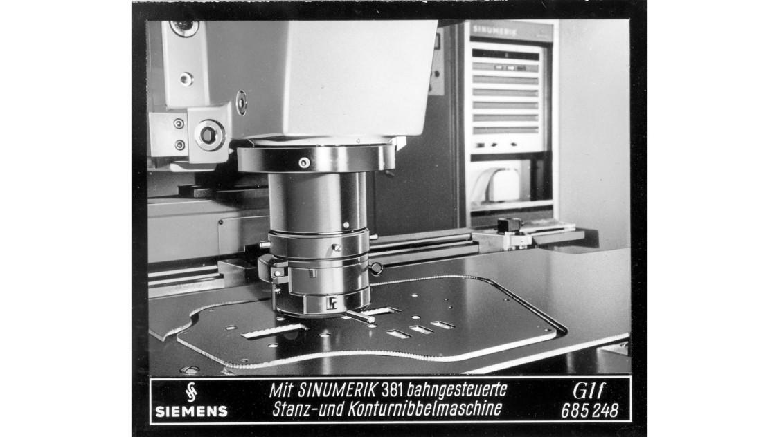 Siemens je postopoma razširil funkcionalnosti SINUMERIK-a