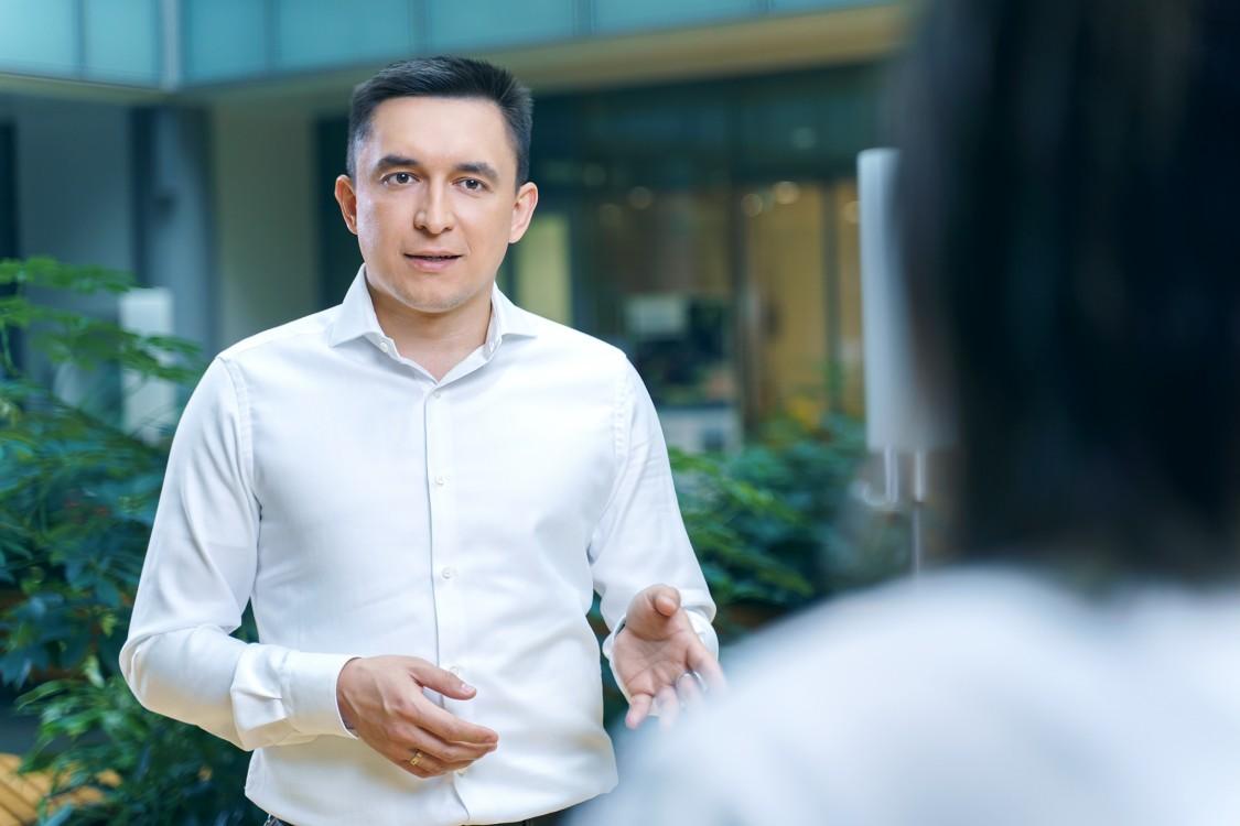 Ренат Габдуллин, руководитель группы сбыта