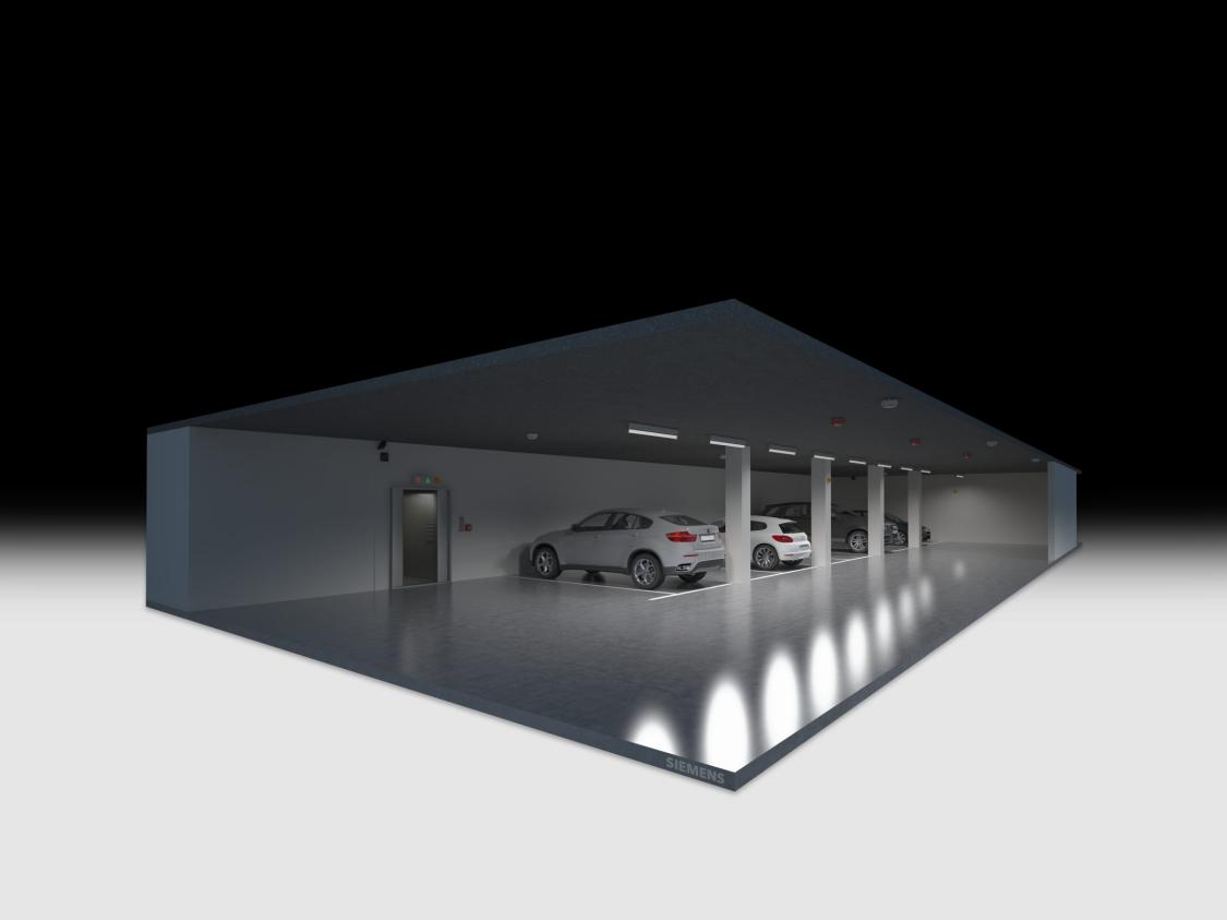 Подземные гаражи