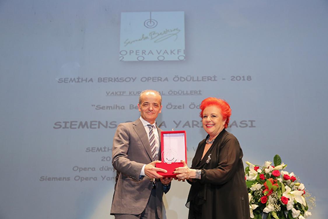Semiha Berksoy Vakfı Opera Ödülleri