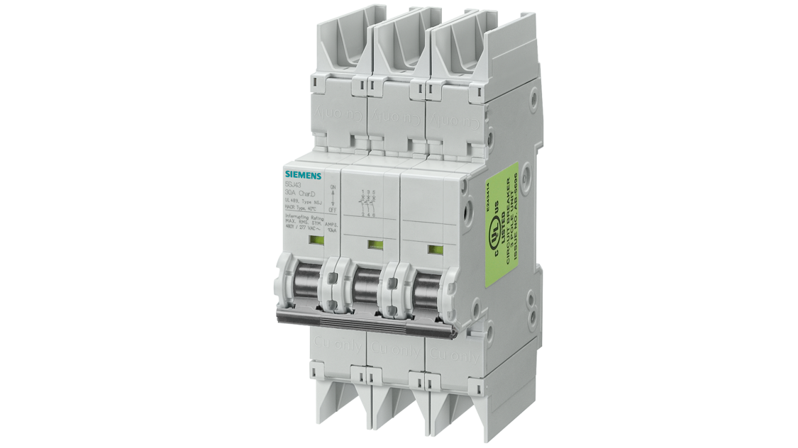 Miniature Circuit Breakers IEC