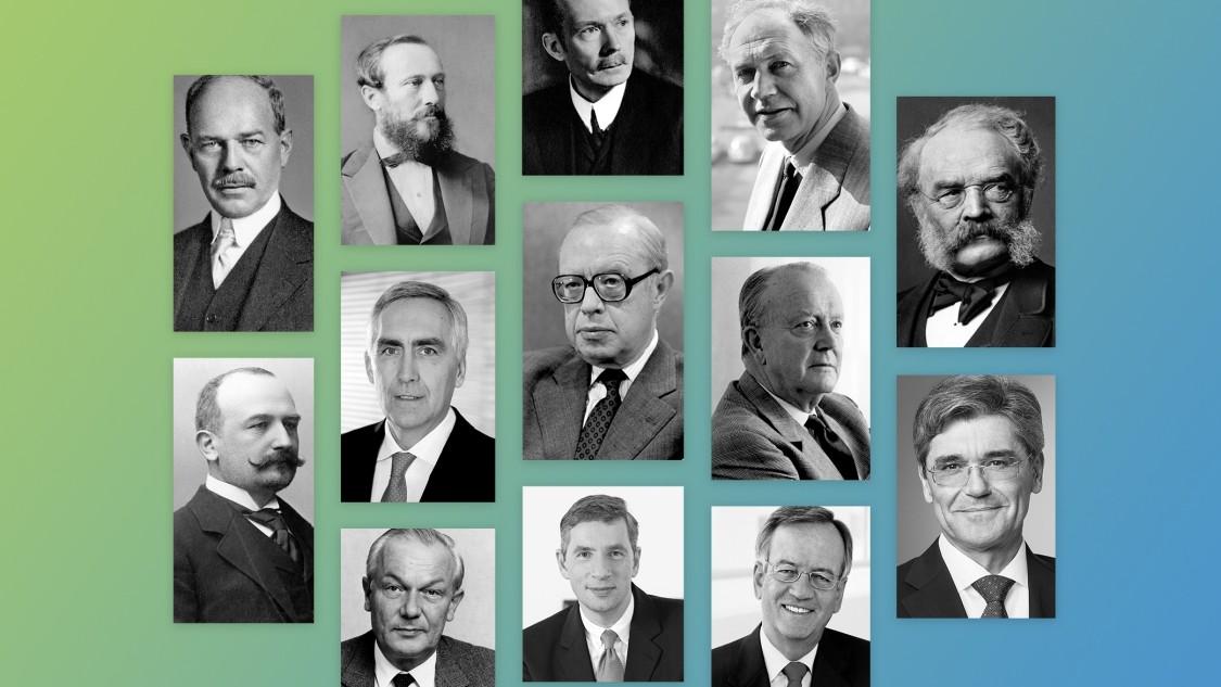 Zukunft gestalten. Die Siemens-Unternehmer 1847–2018